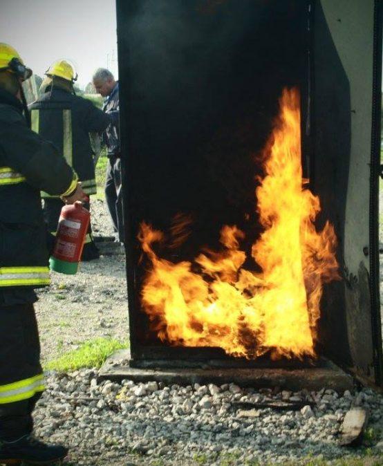 קורס נאמן בטיחות אש – 23/05/2019