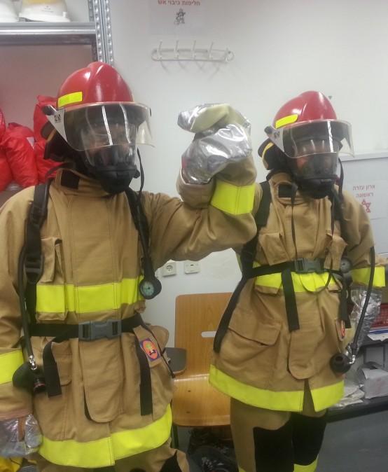 הדרכת צוות חרום אימון מתקדם במפעל/חברה