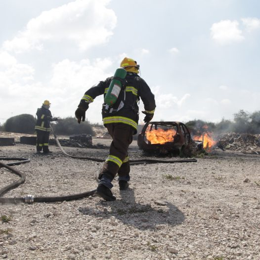 יום רענון כבאי מפעלי (לבוגרי כבאי מפעלי המרכז לבטיחות אש)