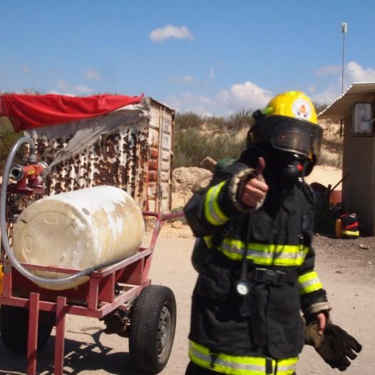 ממונה בטיחות אש-בפיקוח הרשות הארצית כבאות והצלה-  3/10/2019