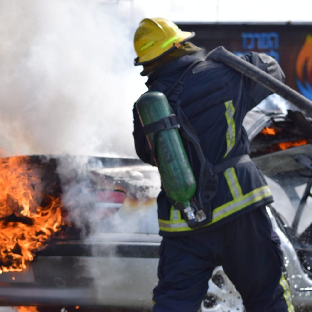בטיחות אש - המרכז לבטיחות אש