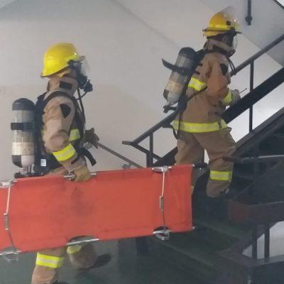 תרגיל חירום בבטיחות אש לחברות וארגונים