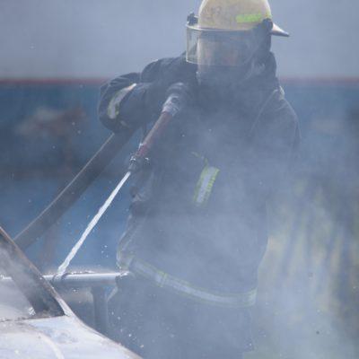 קורס כבאי מפעלי מחזור - מרכז בטיחות אש בקיסריה